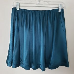 Urban Outfitters NWT Green Mini Skirt Size Medium